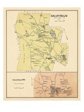 1892, Grantham, Grantham Town, New Hampshire, United States