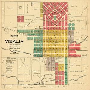 1892, Visalia, California, United States