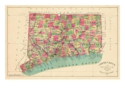 Httpsimgcallpostersimagescomimgposters - Ct state map