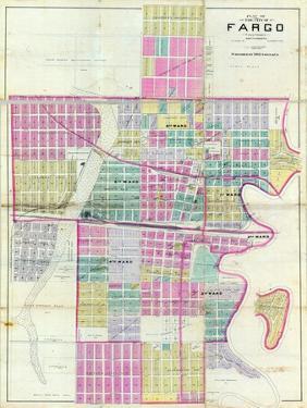1893, Fargo, North Dakota, United States
