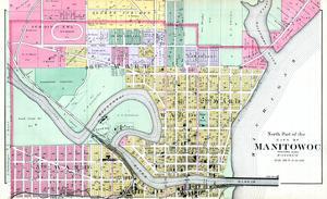 1893, Manitowoc City - North, Wisconsin, United States