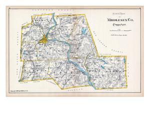 1893, Middlesex County - North Part, Connecticut, United States
