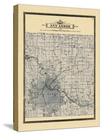 1895, Ann Arbor Township, Michigan, United States