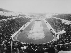 1896 Olympic Games in Athens