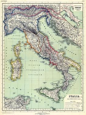 1898, 500 BC, Italy, Italia, Italiae