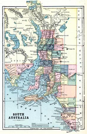 1898, Australia, South Australia