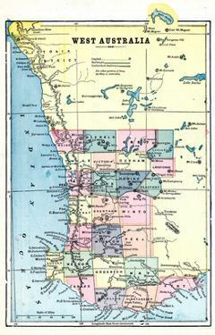 1898, Australia, West Australia