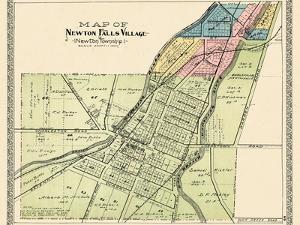 1899, Newton Falls Village, Ohio, United States