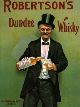 1900s UK Robertson's Poster