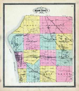 1904, Mason County, Michigan, United States