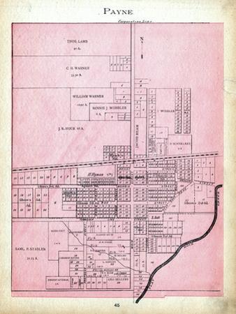 1905, Payne Township, Ohio, United States