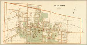 1905, Princeton University, Version 1, New Jersey, Unite
