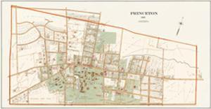 1905, Princeton University, Version 2, New Jersey, Unite