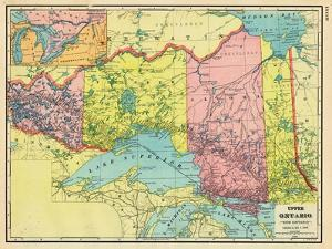1906, Canada, Ontario, North America, Upper Ontario