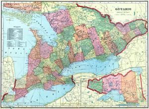 1906, Canada, Ontario, North America