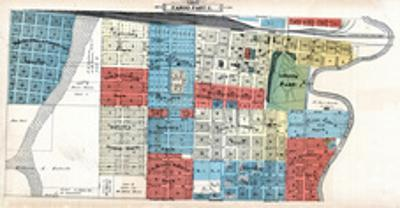 1906, Fargo - Part C, North Dakota, United States