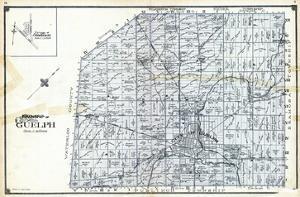 1906, Guelph Township, Hartfield Village, Canada