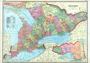 1906, Ontario, Canada