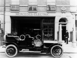 1907 Mercedes-Mixte Touring Car, 1907