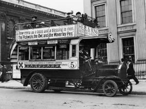 1909 Milnes Daimler London Bus