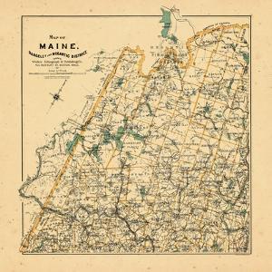 1909, Rangeley, Maine
