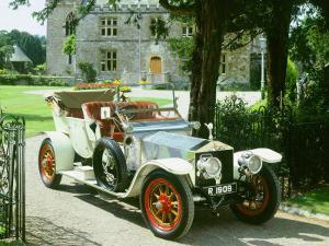 1909 Rolls Royce Silver Ghost