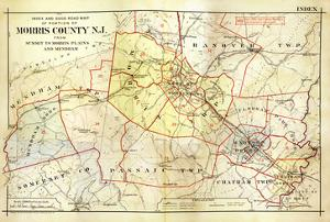1910, Morris County, New Jersey, United States