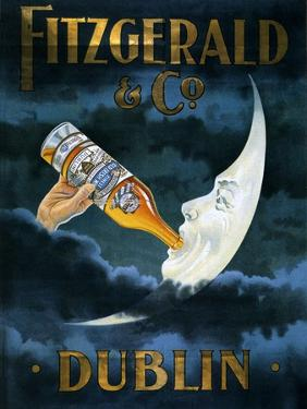 1910s UK Fitzgerald and Co Poster