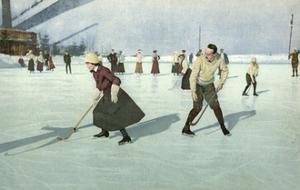 1912 Ice Hockey in Swiss
