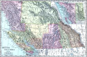 1913, Canada, British Columbia, North America