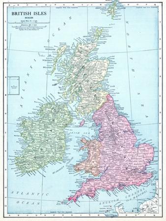 1913, Ireland, United Kingdom, Europe, British Isles