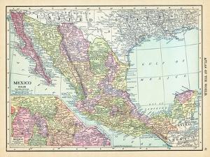 1913, Mexico, Central America
