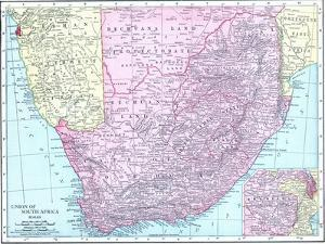 1913, South Africa, Africa, Union of South Africa