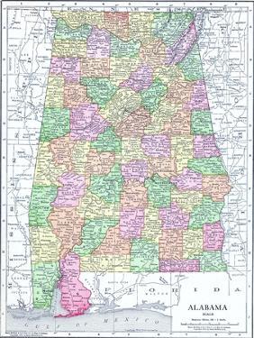 1913, United States, Alabama, North America