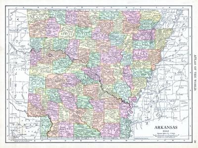 1913, United States, Arkansas, North America