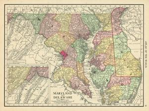 1913, United States, Delaware, Maryland, North America