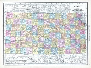 1913, United States, Kansas, North America