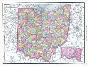 1913, United States, Ohio, North America