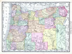 1913, United States, Oregon, North America