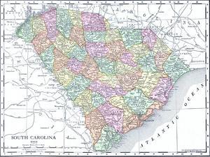 1913, United States, South Carolina, North America, South Carolina