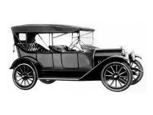 1914 Chevrolet Series H-Black