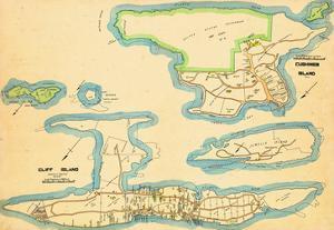 1914, Cliff Island, Cushings Island, Maine, United States