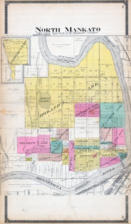 1914, North Mankato, Minnesota, United States