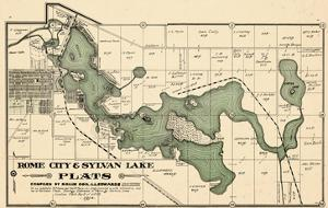 1914, Rome City and Sylvan Lake, Indiana, United States