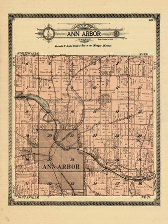 1915, Ann Arbor Township, Michigan, United States