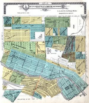 1916, Battle Creek City, Michigan, United States