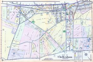 1916, Cheltenham Township, Edge Hill, Glenside, Pennsylvania, United States