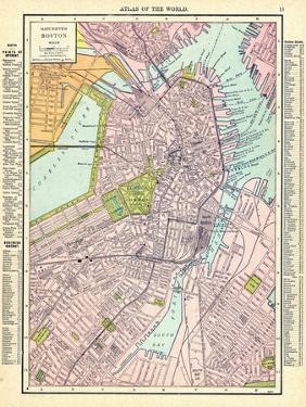 191x, Boston 1910, Massachusetts, United States