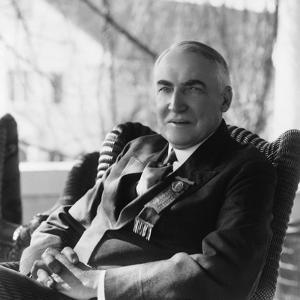 1920 Republican Candidate for U.S. President Warren Harding