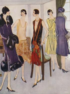 1920s Fashion, 1925, UK